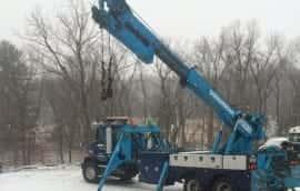 Shenandoah Heavy Lifting truck